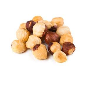 אגוז לוז קלוי – 200 גרם פיצוחים ופירות יבשים