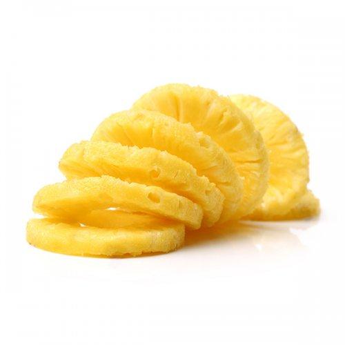 אננס קלוף פירות
