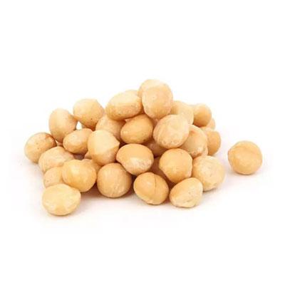 מקדמיה קלוי – 100 גרם פיצוחים ופירות יבשים