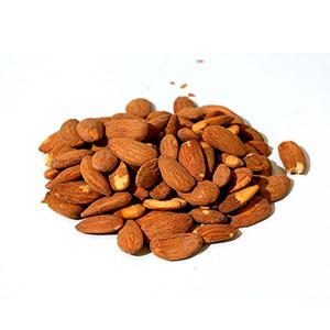 שקד קלוי – 250 גרם פיצוחים ופירות יבשים