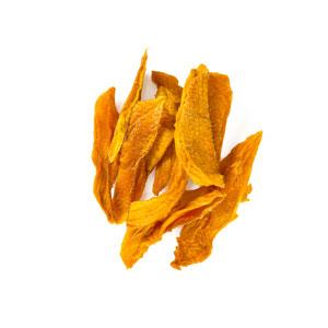 מנגו מיובש ללא סוכר – 250 גרם פיצוחים ופירות יבשים