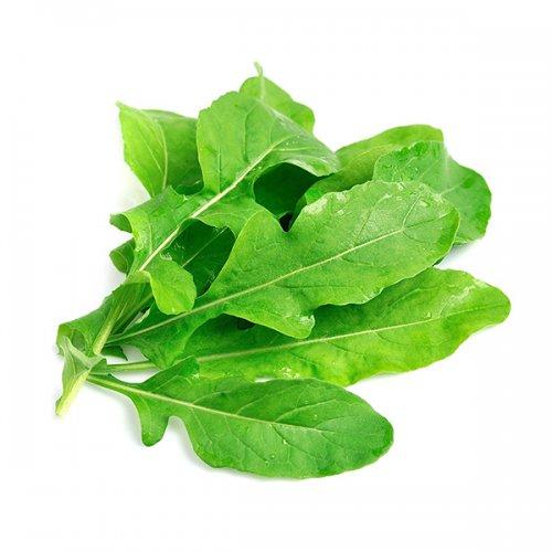 רוקט ירק ופטריות