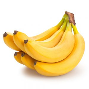 בננה פירות