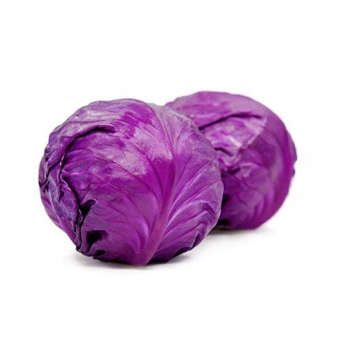 כרוב סגול ירקות