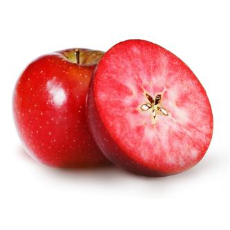 תפוח עץ 'red moon' כ-800 גרם פירות